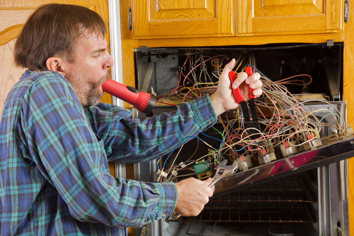 Самостоятельный ремонт электропроводки