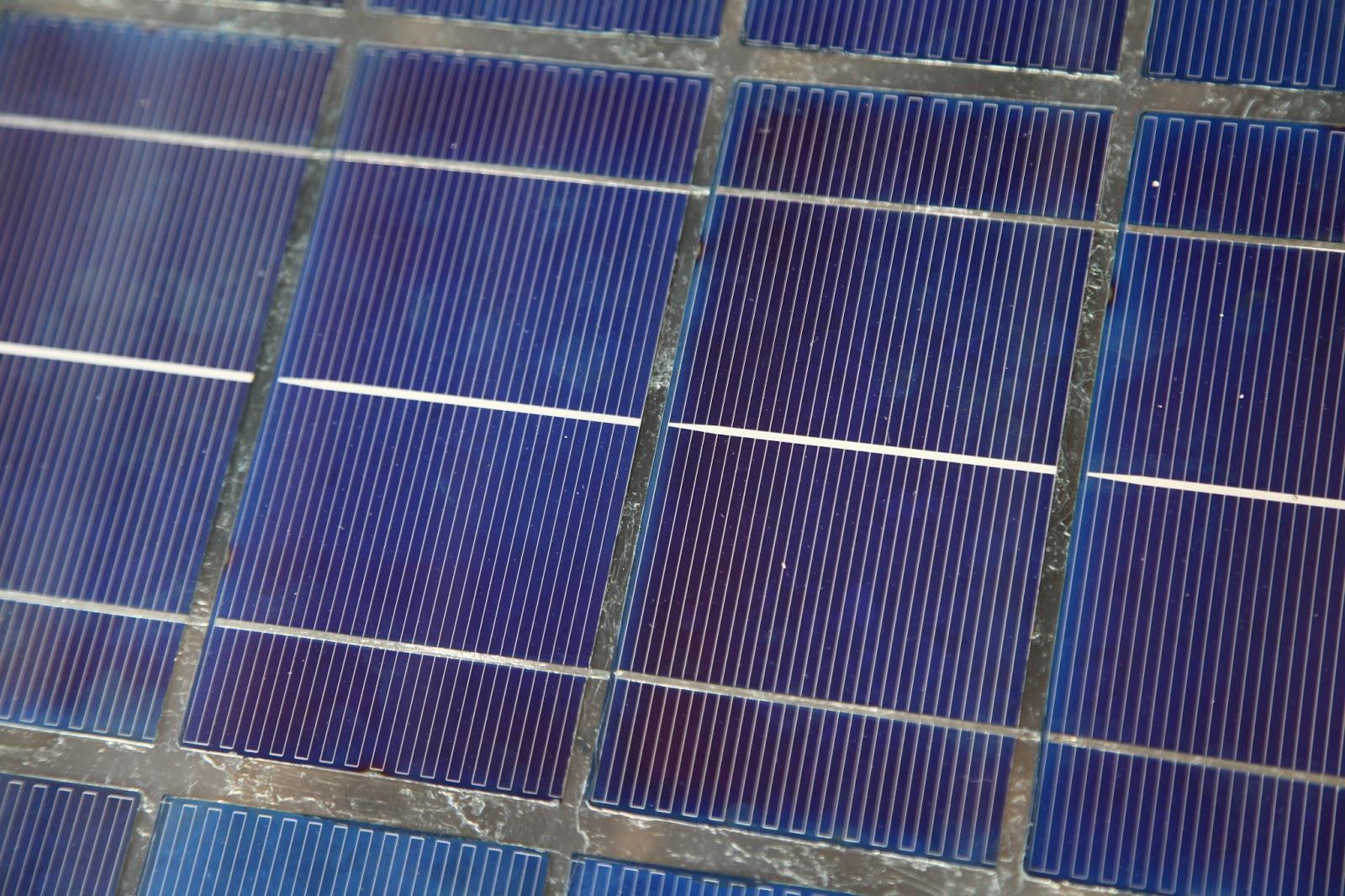 Солнечная батарея собственного изготовления