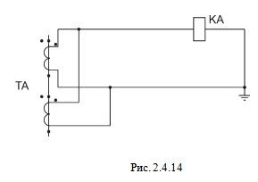 Параллельное соединение трансформаторов тока