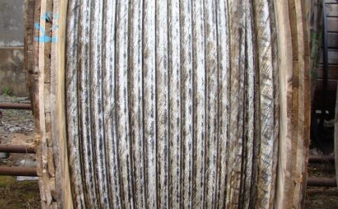 Силовые кабели с поясной изоляцией