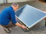 Шаг 5: Угол наклона элемента солнечной электростанции