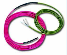 2 жильный саморегулирущийся кабель