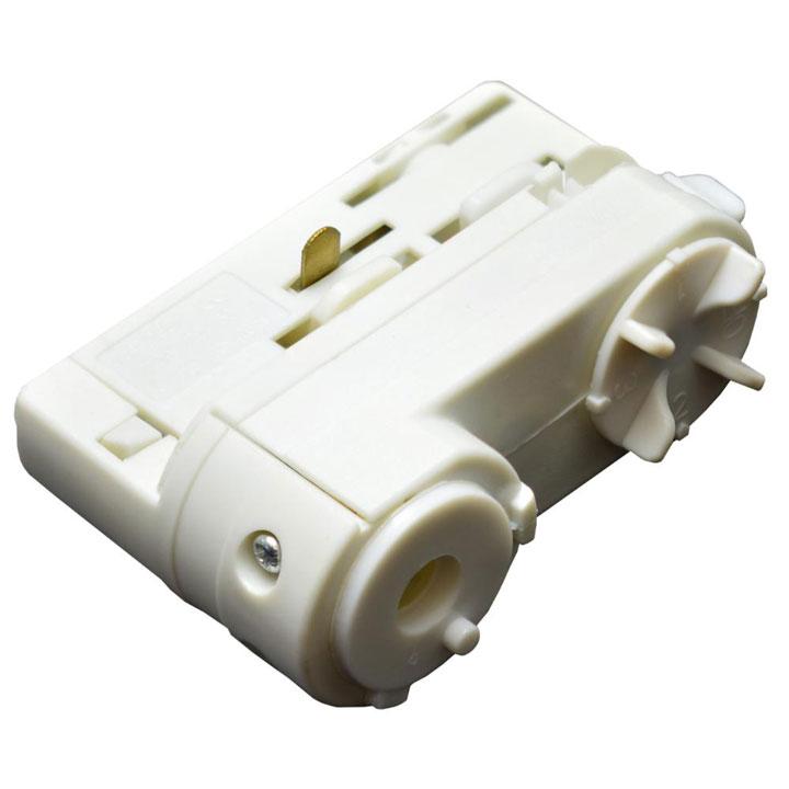 трехфазный коннектор для трекового светильника
