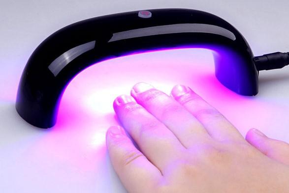 Как выбрать лампу для шеллака