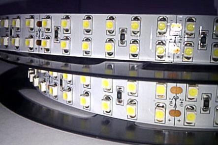 освещение в гараже аккумулятором и инвертором