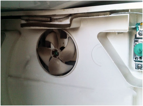 Проблемы с вентилятором