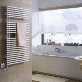 Как выбрать электрический полотенцесушитель и правильно его подключить
