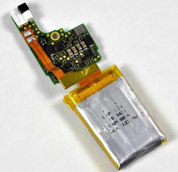 Особенности зарядки литий-полимерных аккумуляторов