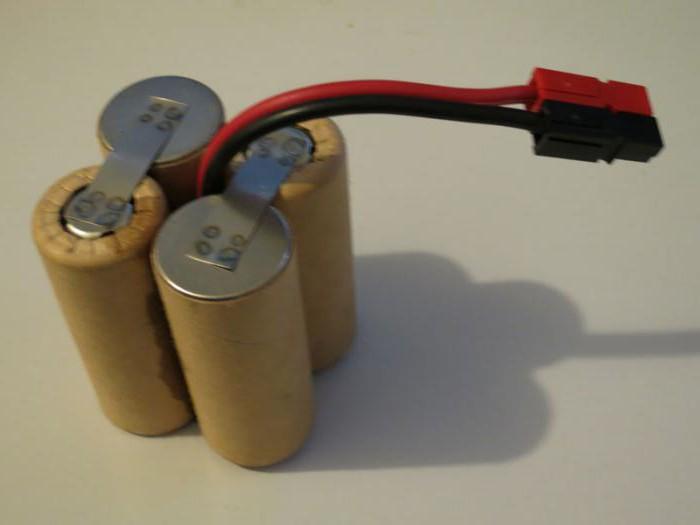 Аккумуляторный блок