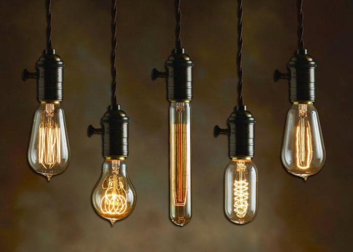 лампочка эдисона фото