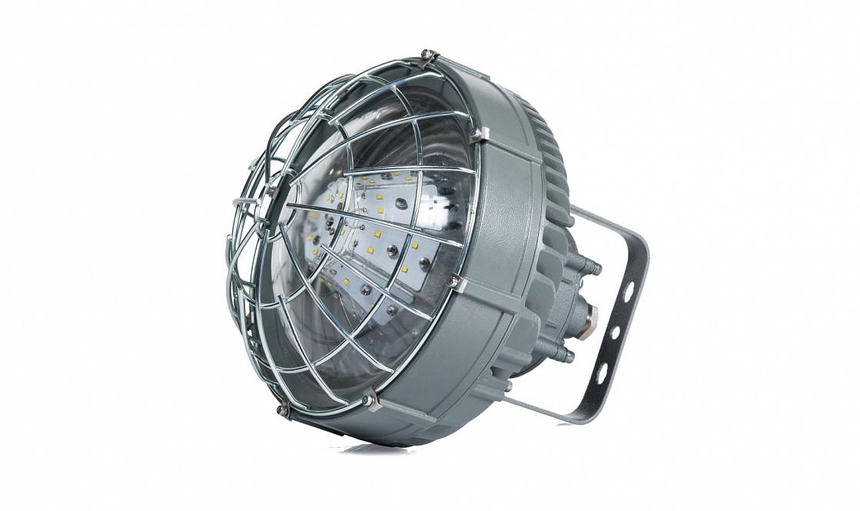 Взрывозащищённый светильник