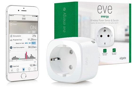 Elgato Eve Energy: фото