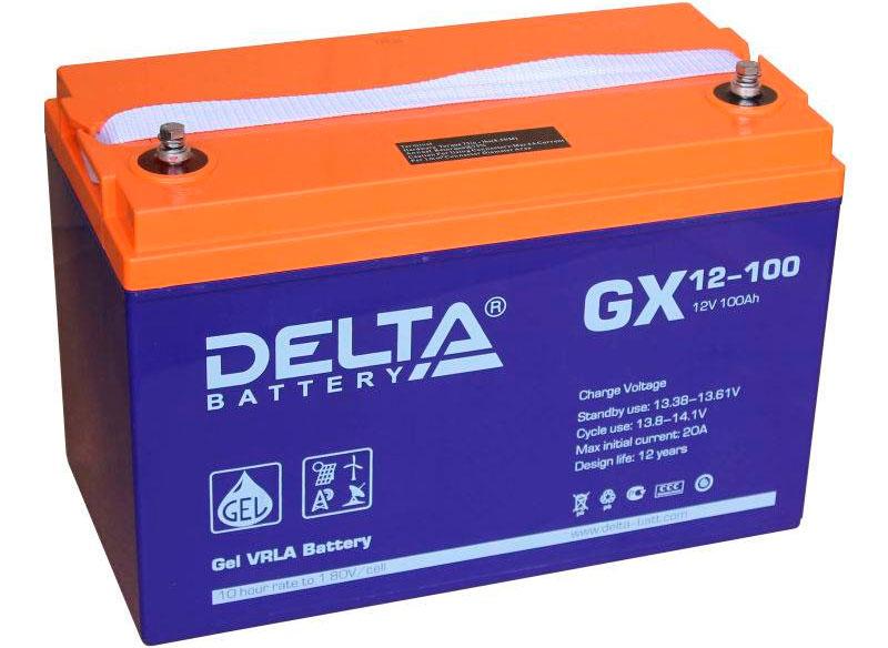 GEL (необслуживаемые) аккумуляторы