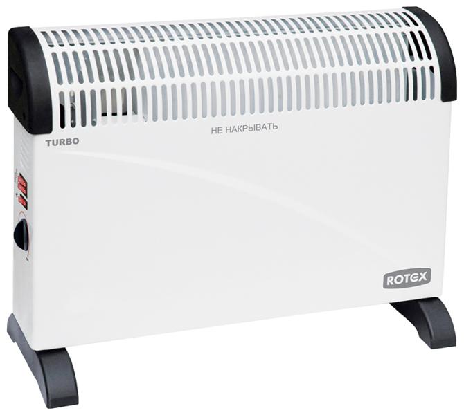 Rotex RCX-201-H Turbo – лучший керамический обогреватель с вентилятором