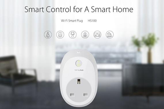TP Link Smart Plug: фото