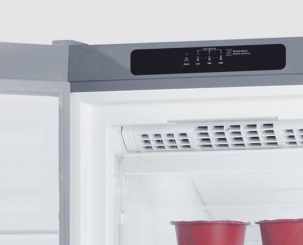 Настройка морозильной камеры