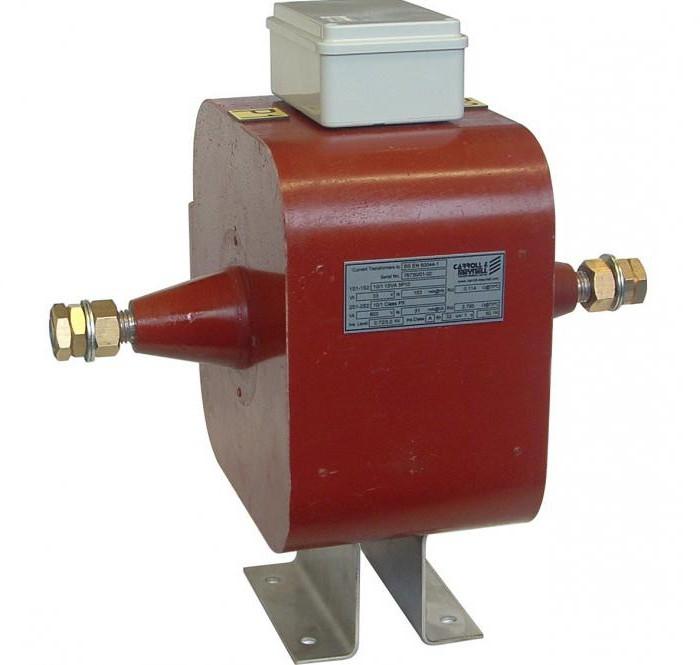 Трансформаторы тока выпускаются в различных исполнениях в зависимости от назначения и условий эксплуатации