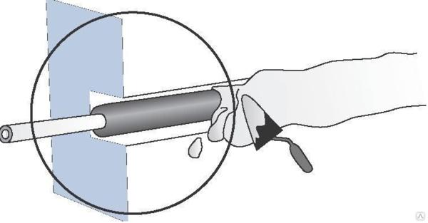 монтаж электропроводки под гипсокартон
