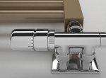 Терморегулятор электрического полотенцесушителя