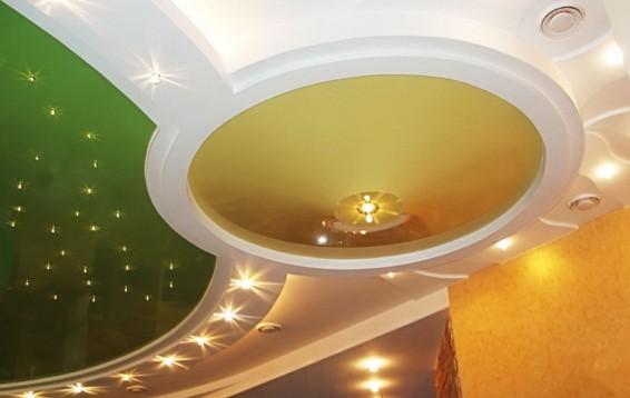 Точечные светильники: виды, размеры, особенности монтажа