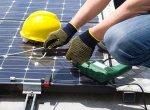 Сборка солнечной панели из готовых батарей