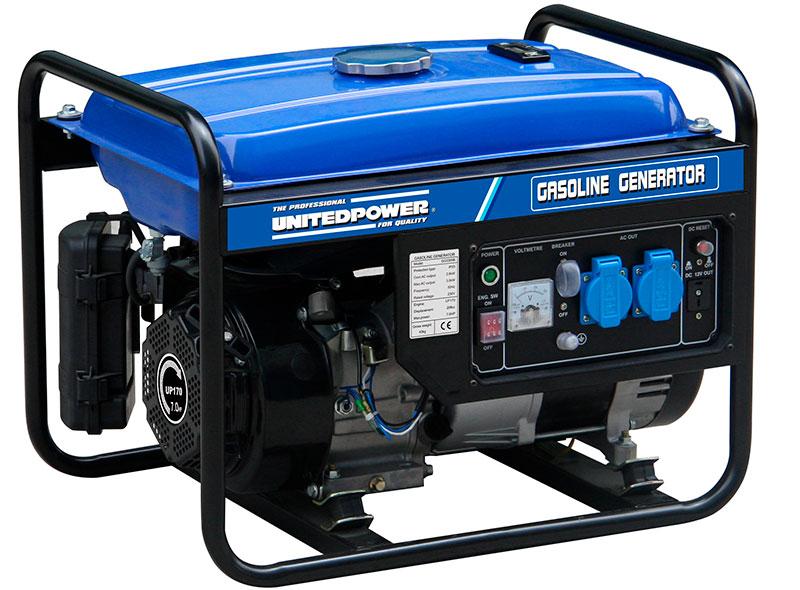 benzinoviii generator dla dachi