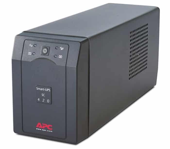 Бесперебойный блок питания APC, модель SC-420