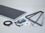 Шаг 2: Стандартная комплектация солнечной батареи