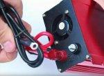 Шаг 3 – подключение проводов к инвертеру
