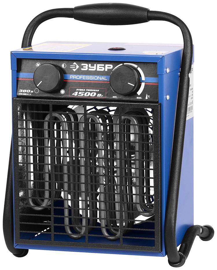 Тепловые пушки как разновидность вентиляторного обогревателя применяются для нагрева больших производственных площадей