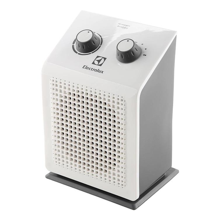 Electrolux EFH/S-1115 – простой, аккуратный и эффективный бюджетный обогреватель вентиляторного типа