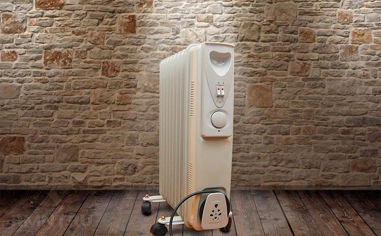 Одним из преимуществ масляного радиатора является его мобильность