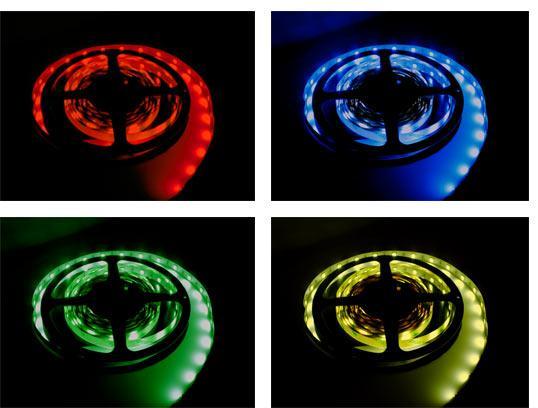 Как самому подключить светодиодную ленту к 220в без блока питания