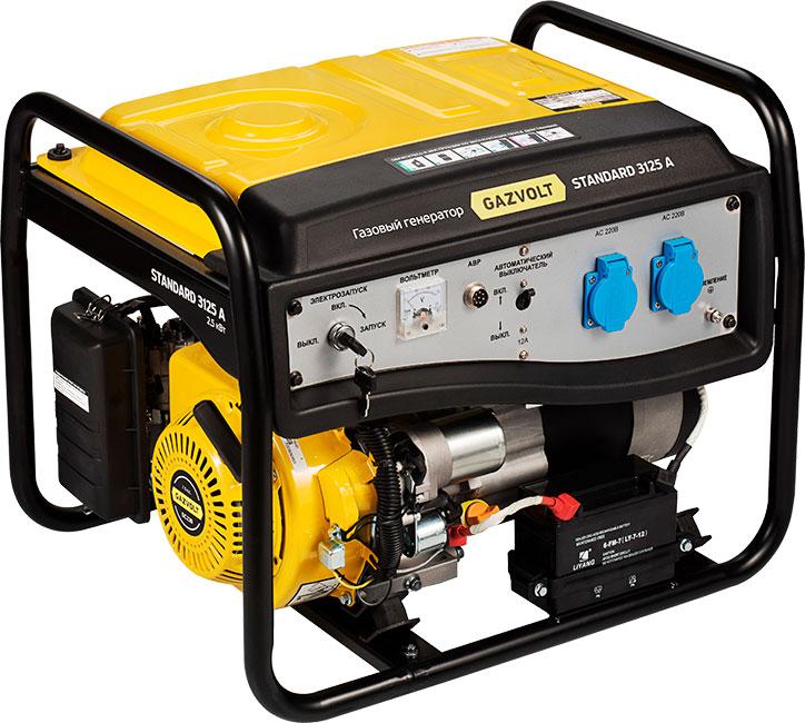 gazovii generator dla dachi