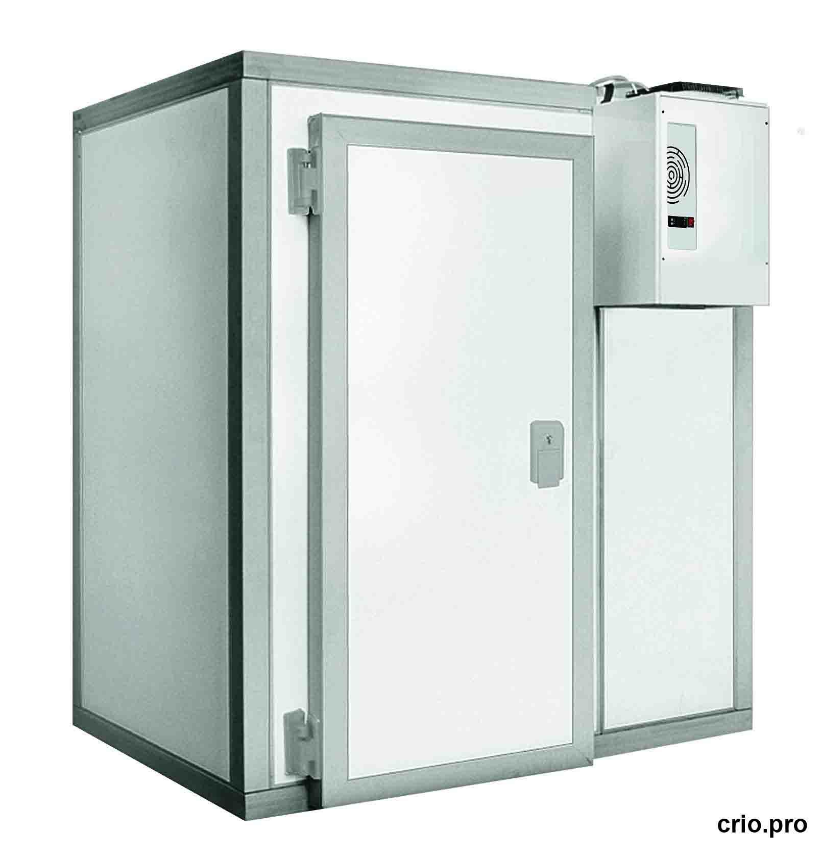Холодильная камера с моноблоком Polair.