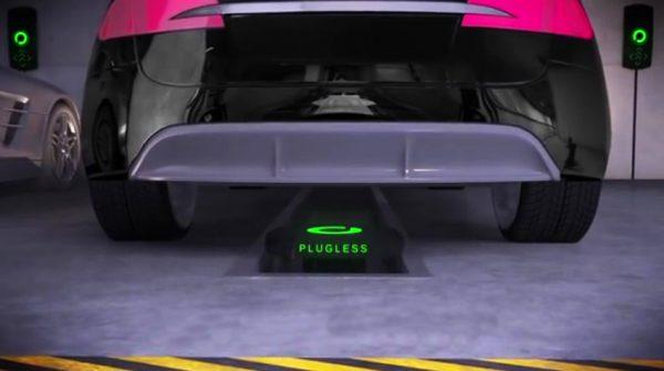 Зарядка автомобиля