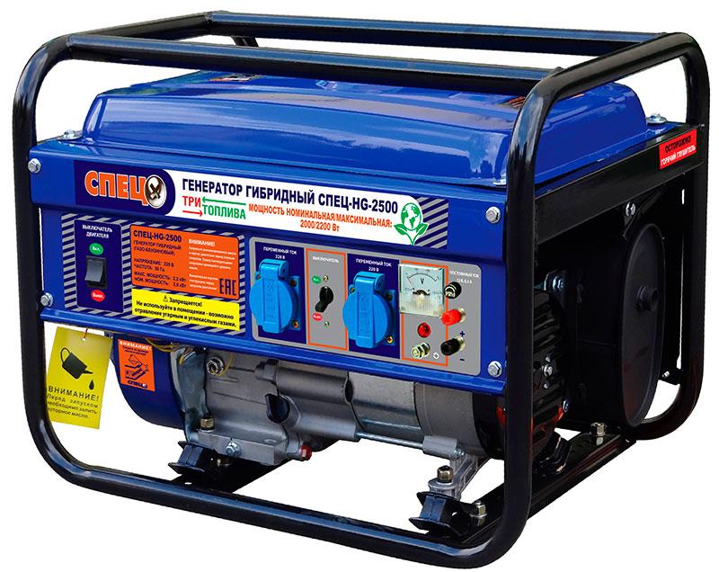 kombinirovanii generator dla dachi
