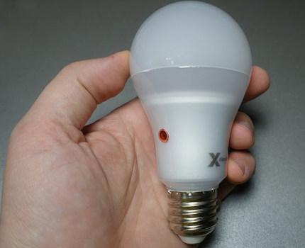Конструкция умной лампочки