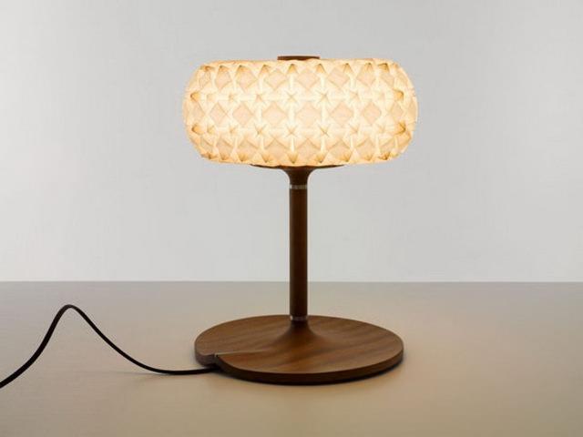 стильная лампа