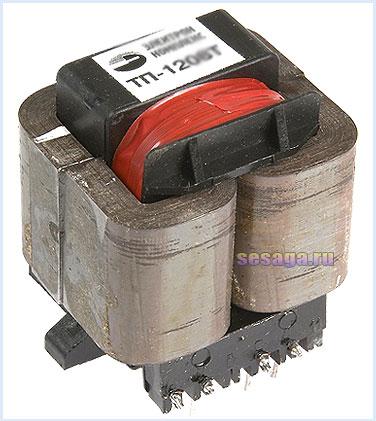 Трансформатор с ленточным магнитопроводом