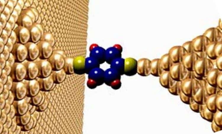 Молекула вместо термопары
