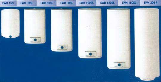 Накопительные водонагреватели Electrolux