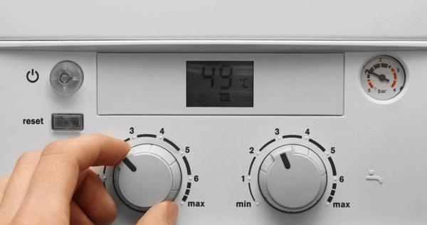 Настройка газовой колонки