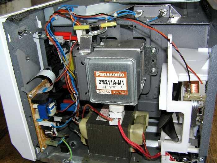 Если не греет микроволновка придется ее ремонтировать
