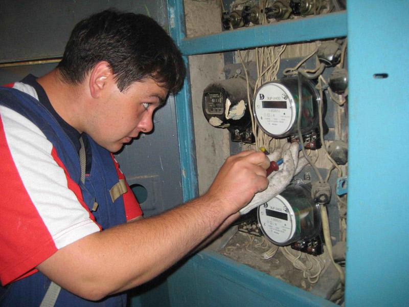 Незаконное подключение к электрической сети