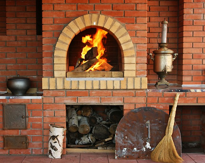 отопление деревянного дома варианты