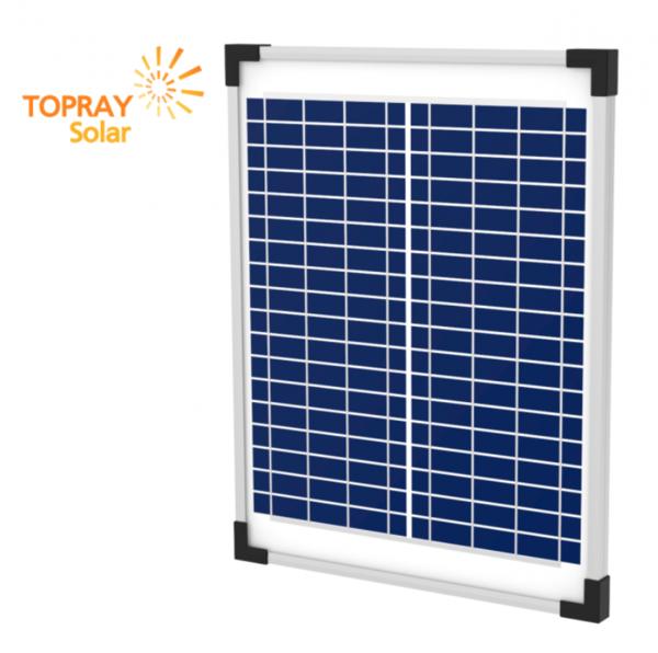 поликристалическая солнечная панель