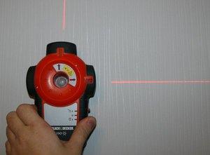 Из чего можно сделать лазерный уровень