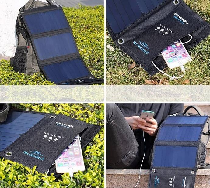 Портативные солнечные батареи Sun Power