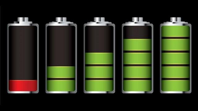 Показатель заряда батареи